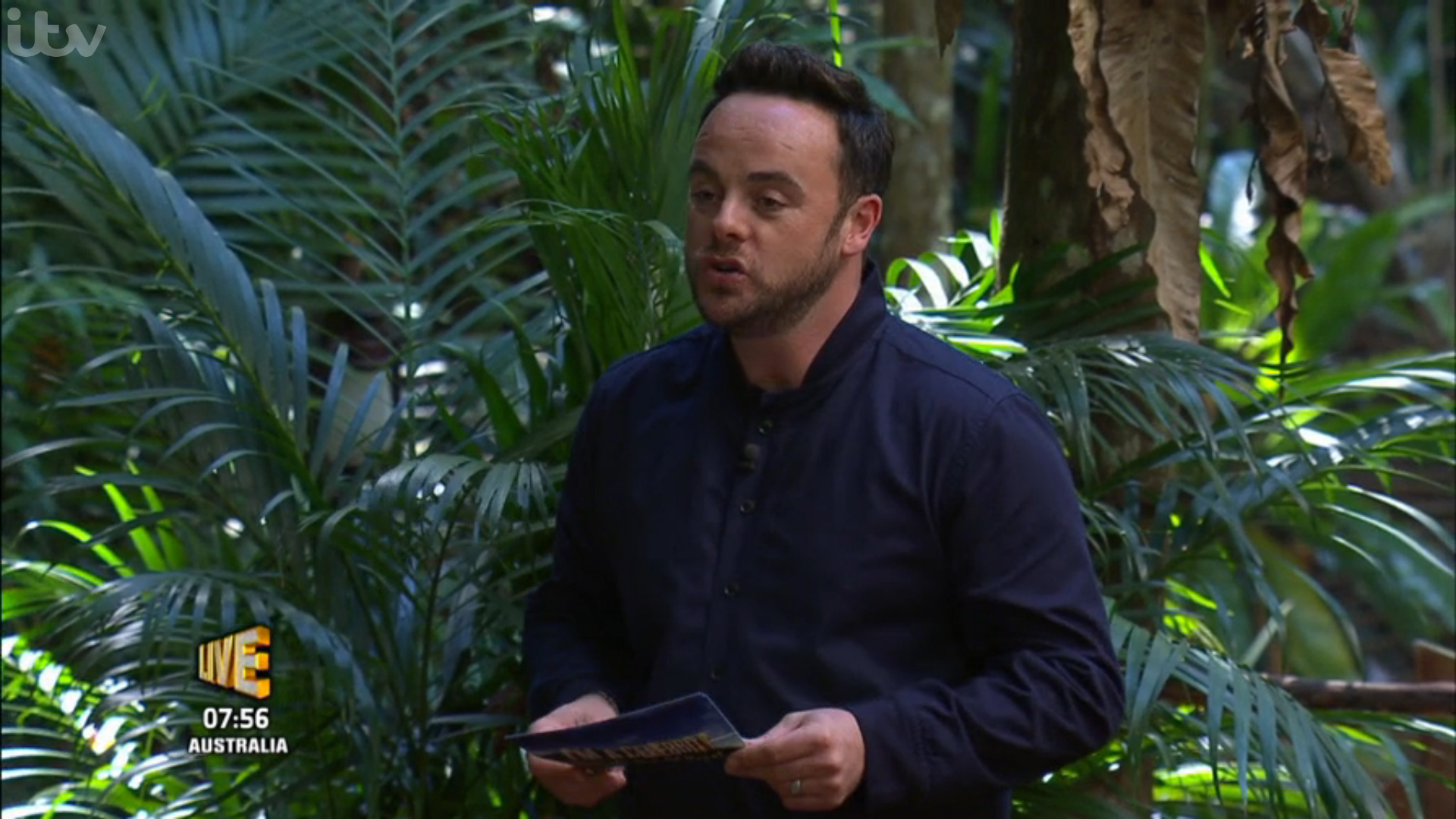 ITV apologises to the nation for separating Ant and Dec on I'm A Celebrity