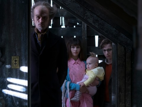 Neil Patrick Harris makes a pretty terrifying Count Olaf for Netflix's Lemony Snicket