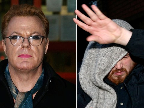 Man found guilty of hurling homophobic abuse at Eddie Izzard