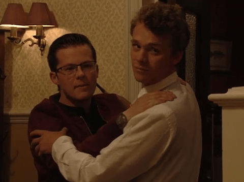 EastEnders spoilers: Ben Mitchell shocks viewers by making a pass at Johnny Carter
