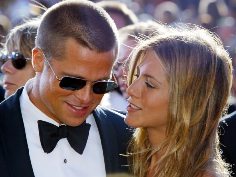 Brad Pitt and Jennifer Aniston 'texting each other as they work on repairing their relationship'