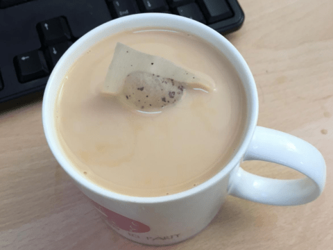 Unhappy tea lovers are sharing pictures of their sh*t cuppas