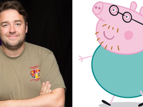 Jason Manford has 'fat-shaming' rant about Peppa Pig and it's hilarious
