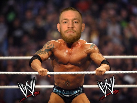Could Conor McGregor appear in WWE? It makes perfect sense and there's nothing UFC can do to stop him