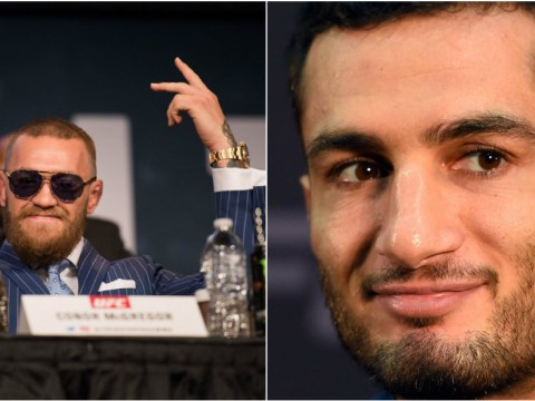 Gegard Mousasi does not believe Conor McGregor deserved lightweight title shot ahead of UFC 205 clash