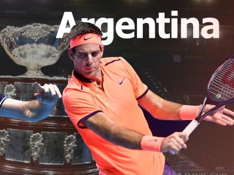 Davis Cup final 2016 preview: Juan Martin Del Potro leads Argentina against Marin Cilic's Croatia