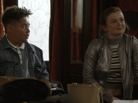 EastEnders spoilers: Tiffany and Morgan Butcher came back all grown up for Whitney's wedding