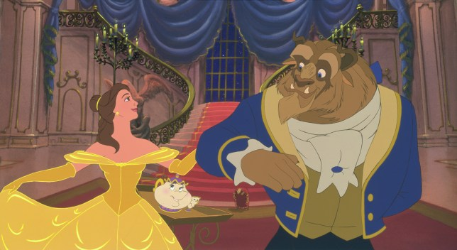 Still from Disney's Beauty and the Beast, showing at Bradford's IMAX cinema from Saturday 3 April - Friday 16 July 2004.