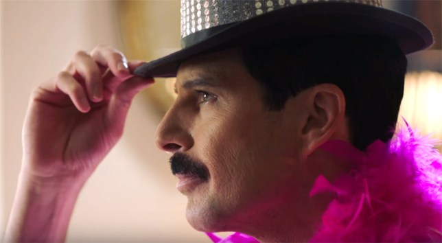 Fans have slammed Freddie Mercury: Who Wants To Live Forever? across social media (Picture: Channel 5)