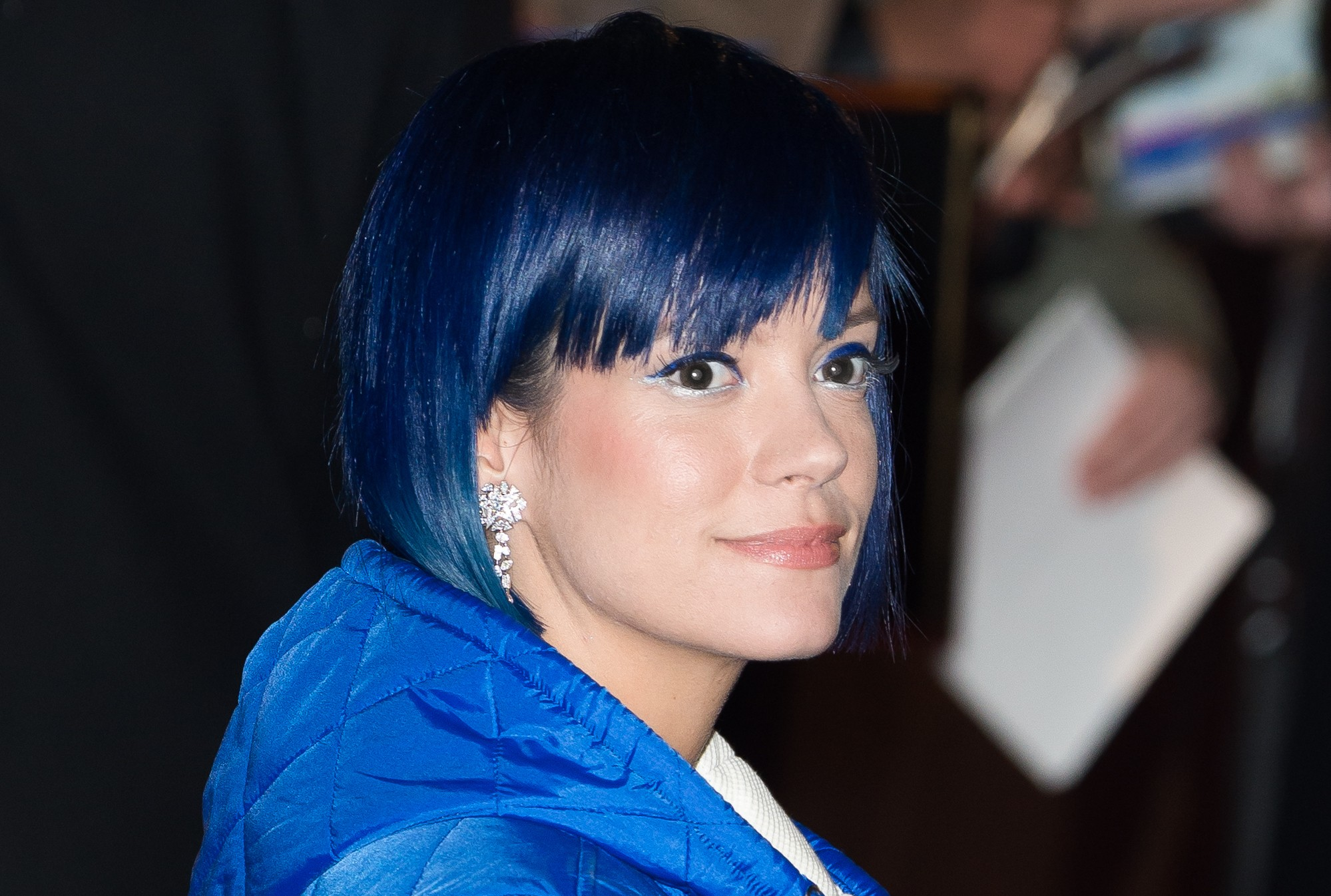 Lily Allen is planning a 'career comeback' after ditching the men in her life