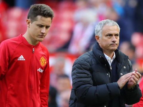 Ander Herrera reveals how Jose Mourinho protects Manchester United players