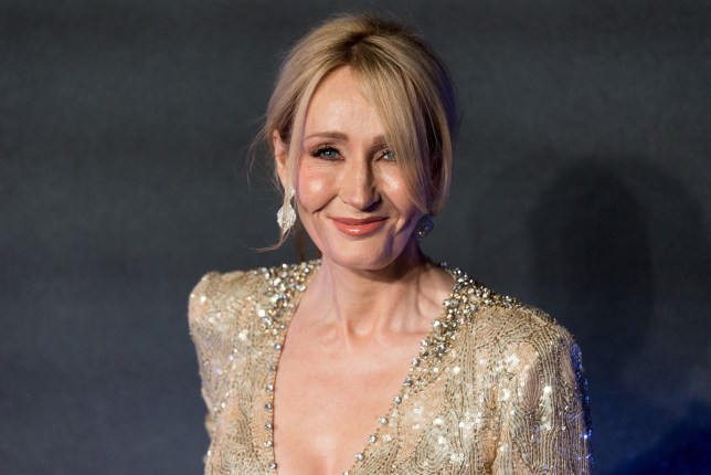 J.K Rowling (Picture: Getty Images)