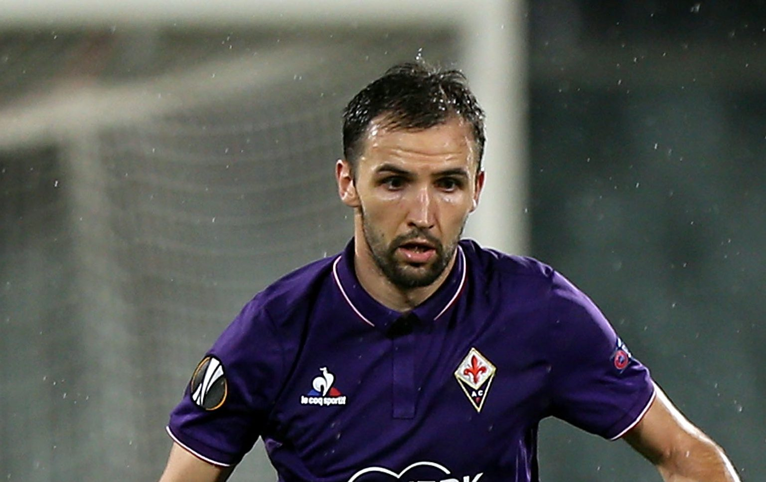 FLORENCE, ITALY - NOVEMBER 24: Milan Badelj of ACF Fiorentina in action during the UEFA Europa League match between ACF Fiorentina and PAOK FC at Stadio Artemio Franchi on November 24, 2016 in Florence, Italy. (Photo by Gabriele Maltinti/Getty Images)
