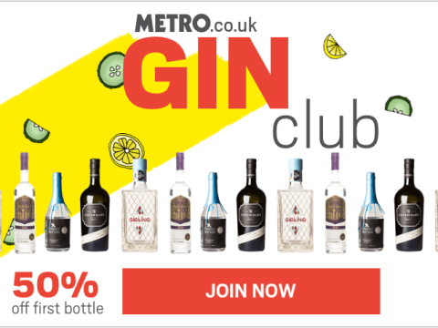 Metro.co.uk has a gin club, and we would love you to join us