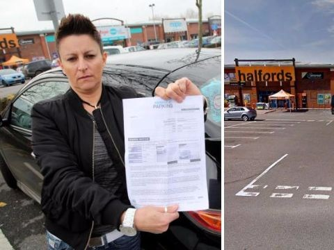 Mum 'told it's against the law to visit retail park twice in a day'