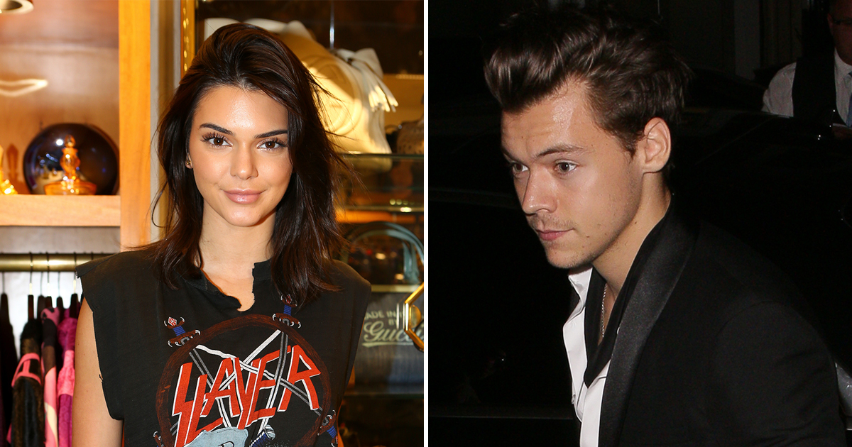 Kendall Jenner and Harry Styles 'reunite after One Direction star attends her 21st birthday party'
