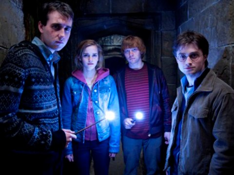 All eight Harry Potter movies have been crammed into one epic 90-minute feature film