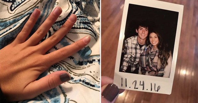 This Teen Was Totally Called Out By Her Boyfriend After She Painted Only One Nail For A Photo