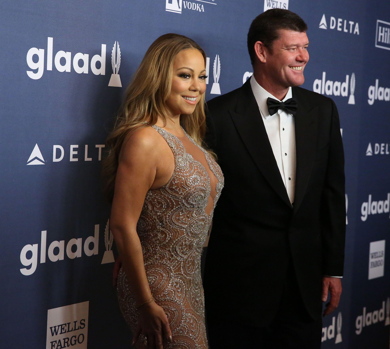 Mariah Carey is recording 'big heartbreak ballads' for her new album after split from billionaire fiance James Packer