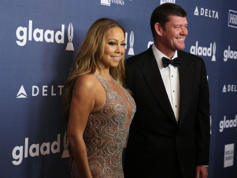 Mariah Carey is recording 'big heartbreak ballads' for her new album after split from billionaire fiance James Packer