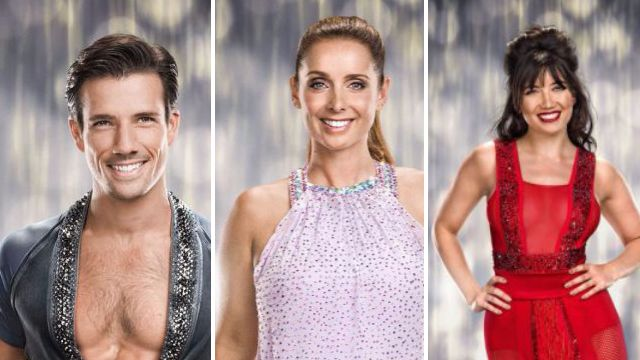 Strictly Come Dancing Live 2017 just unveiled its first trio of celebrities