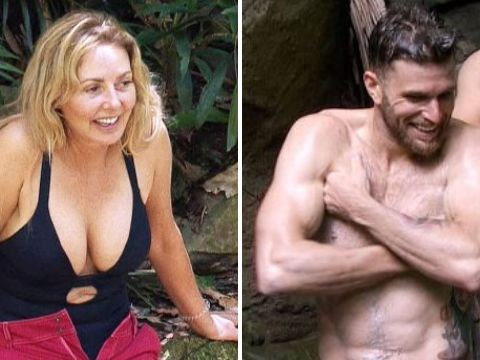 I'm A Celebrity 2016: Viewers predict 'math sex' as Carol Vorderman asks to touch Joel Dommett's 'stick'