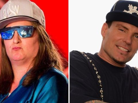 Honey G set to duet with Vanilla Ice if she makes it to The X Factor final