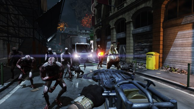 Killing Floor 2 (PS4) - co-op of the dead