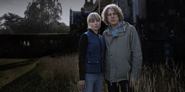 The BBC have confirmed the date we'll get to see some more Jonathan Creek (Picture: BBC)