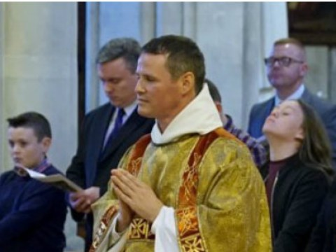 Ex-Manchester United player Philip Mulryne ordained to be Catholic priest