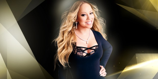 Mariah Carey has welcomed a camera crew into her day to day life for Mariah's World (Picutre: E!)