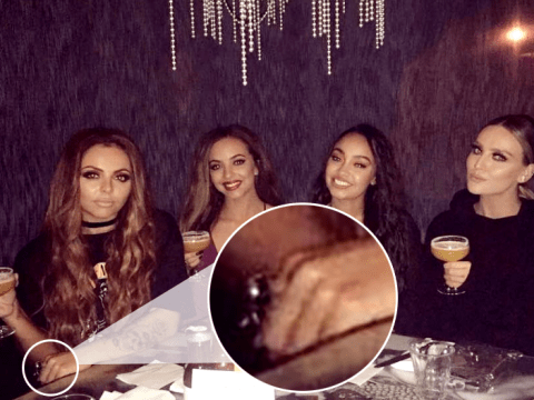 Little Mix's Jesy Nelson seen without engagement ring amid Jake Roche split rumours