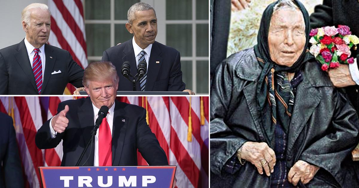 Blind psychic Baba Vanga said Obama would be the 'last US president'