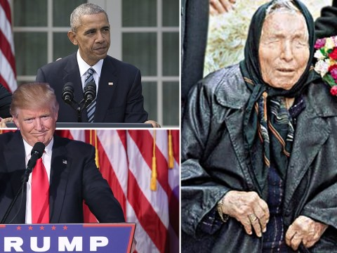 Blind psychic Baba Vanga said Obama would be the 'last US president'