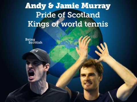 Judy Murray can't contain her love for 'Kings' Andy and Jamie on Twitter