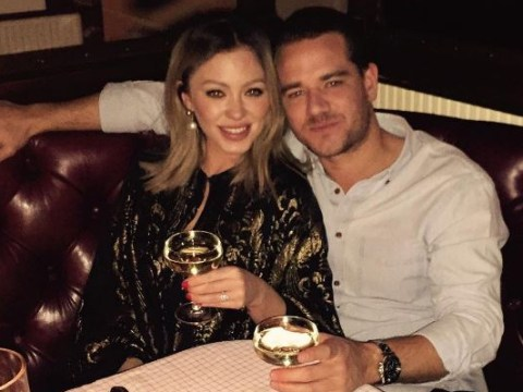 Atomic Kitten star Natasha Hamilton's engagement to Charles Gay sounds like something from a romantic movie