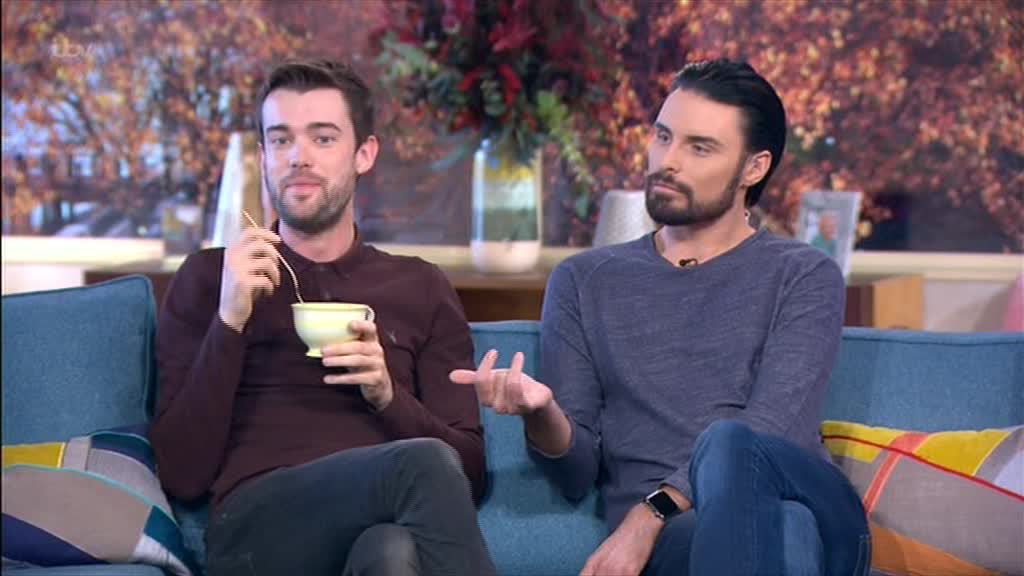WATCH: Rylan Clark-Neal's naughty hand gesture on This Morning leaves Phillip Schofield (and viewers) in hysterics