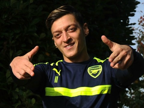Arsenal star Mesut Ozil is still my role model, reveals ex-Gunner Serge Gnabry