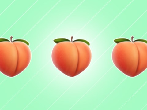The peach emoji looks like a bum again and sexting has been saved
