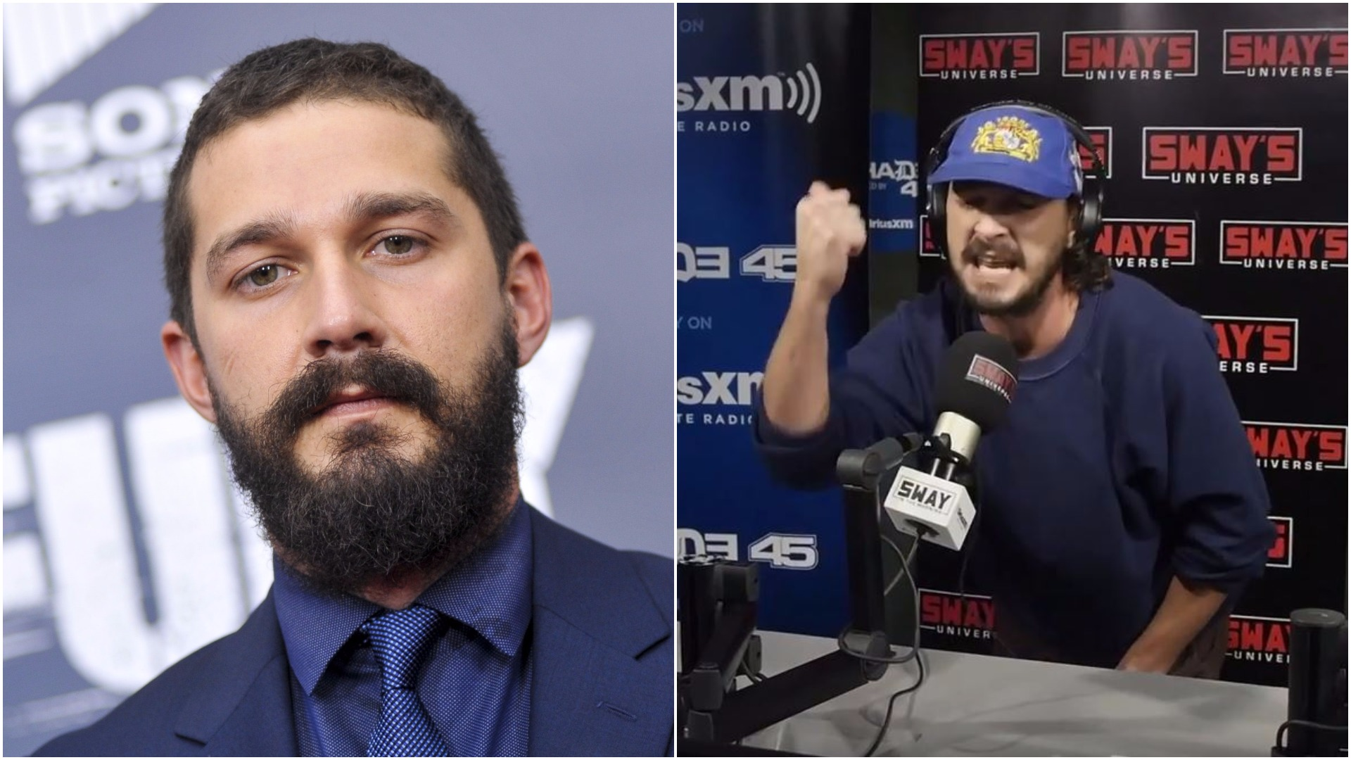 Shia LaBoeuf is officially Hollywood's — and possibly the world's — best rapper