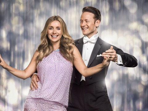 Louise Redknapp 'gets closer to Kevin Clifton as she hires him to choreograph shows'