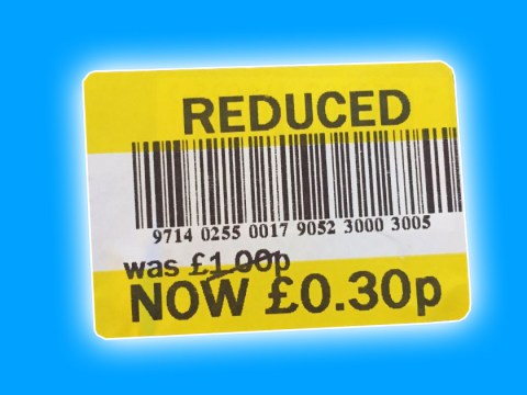 When do you need to go to the supermarket to snag reduced items?