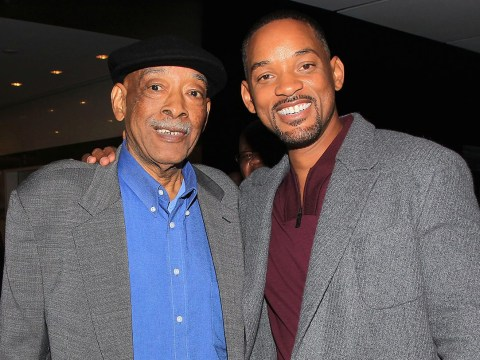 Collateral Beauty star Will Smith jokes his dad was 'embarrassed' by terminal cancer prognosis