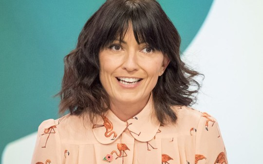 Loose Women guest Davina McCall has recalled the moment she cut contact with her late mum (Picture: Ken McKay/ITV/REX/Shutterstock)