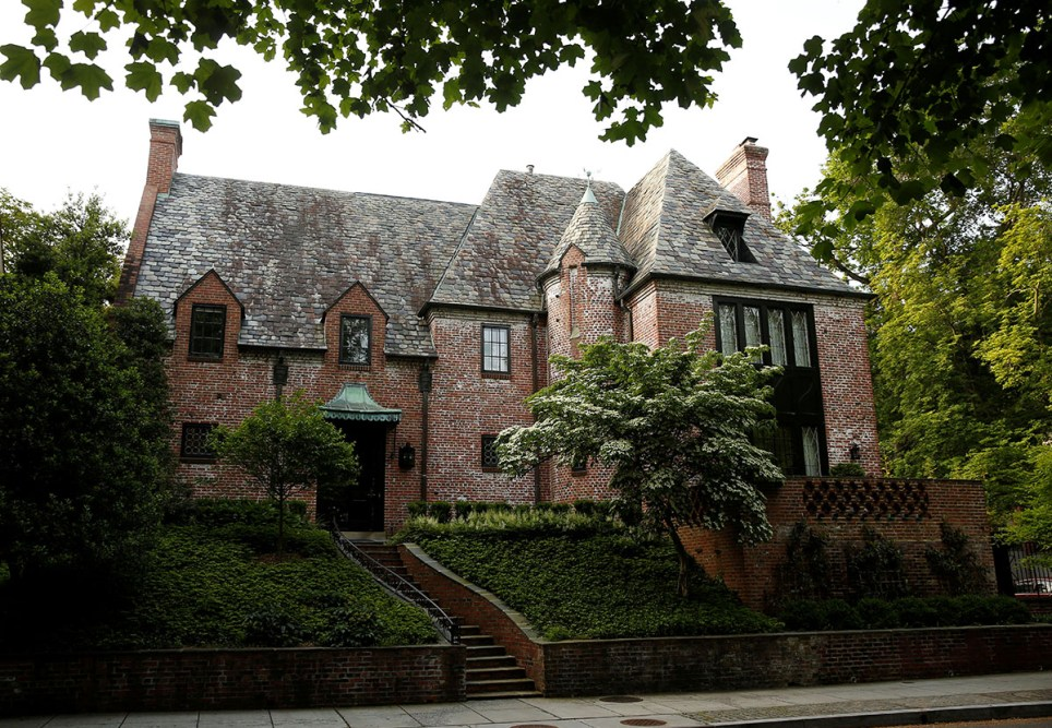 The Obama's new home