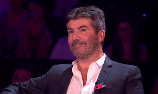 A viewer asked Simon why he wanted to give Emily a ticking off (Picture: ITV)