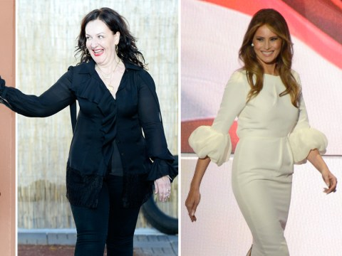 Michelle Obama's designer vows to never work with Melania Trump because of 'racist' campaign