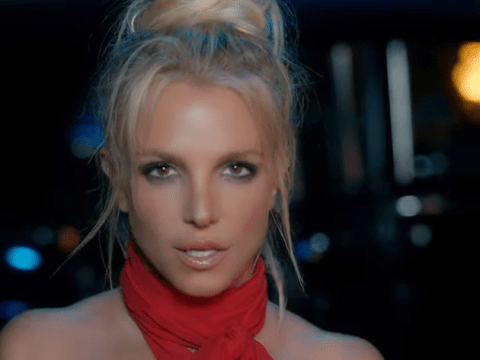 Britney Spears gives fans the 'lesbian fantasy' they didn't know they needed with raunchy Slumber Party video