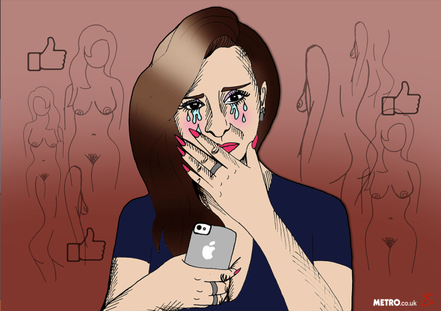 'My story of how my boyfriend shared intimate pics online'