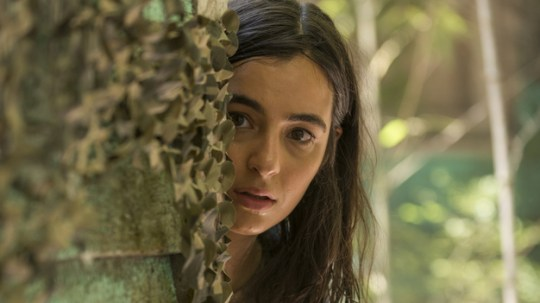 Tara had a big episode in this week's Walking Dead (Picture: Fox)